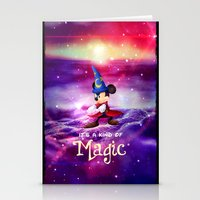It's A Kind Of Magic - F… Stationery Cards