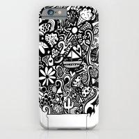 box of goodies iPhone 6 Slim Case