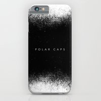 iPhone & iPod Case featuring Polar Caps by ayarti