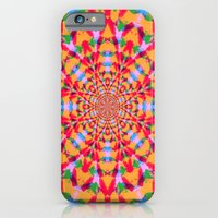 iPhone & iPod Case featuring Infinite Spring by Vortex Interactive