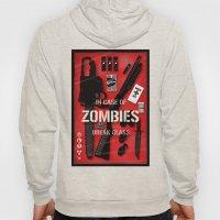 Zombie Emergency Kit Hoody