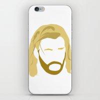 MINIMALIST THOR - THE AV… iPhone & iPod Skin