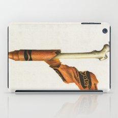 To The Core: Orange iPad Case