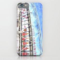 West Ham Olympic Stadium London Art iPhone 6 Slim Case