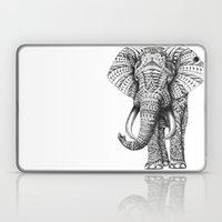 Ornate Elephant Laptop & iPad Skin