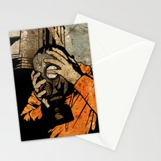 Leroy And The Five Dancing Skulls Of Doom Stationery Cards