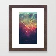 ∆tmysphyryc Framed Art Print