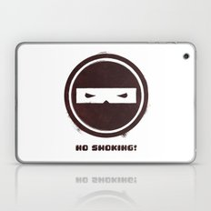 no smoking Laptop & iPad Skin