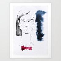 Dina Art Print