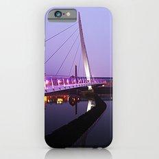 The Swansea Sail Bridge. iPhone 6s Slim Case