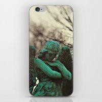 The Watcher iPhone & iPod Skin