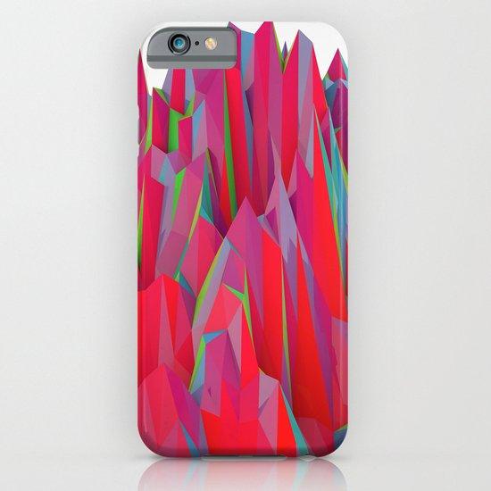 Cristal Mountain  iPhone & iPod Case