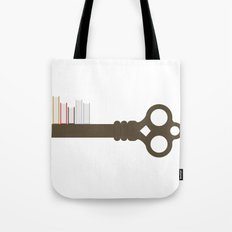 Open Your Mind Tote Bag