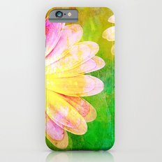 Making Art With Flower -… iPhone 6 Slim Case
