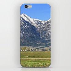 Minden, Nevada iPhone & iPod Skin