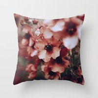 Everdark Throw Pillow