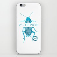 21.12.2012 - I survived iPhone & iPod Skin