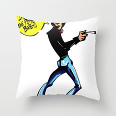 Director Throw Pillow