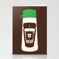 The Coffee Stacker Stationery Cards