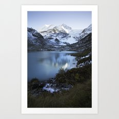 Switzerland Art Print