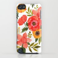 FLOWER POWER iPod touch Slim Case
