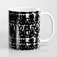 Black mood Mug