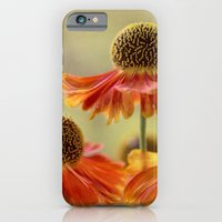 iPhone & iPod Case featuring Helenium  by Mandy Disher