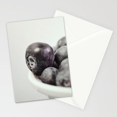 BLUEBERRIES Stationery Cards
