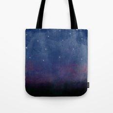 Night Sky  Tote Bag