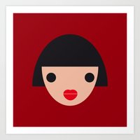 Suzyta Art Print