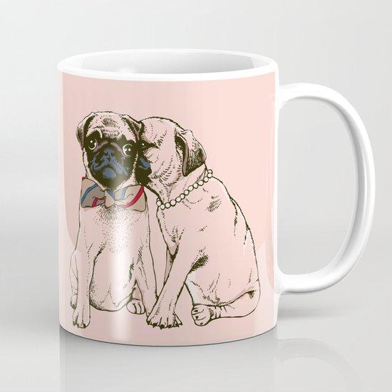 The Love of Pug Mug