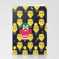 Fluorescent Adolescent ∫ Arctic Monkeys Stationery Cards