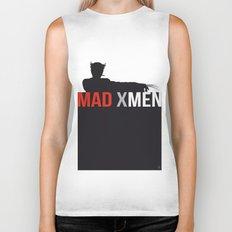 MAD X MEN Biker Tank