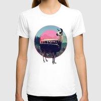 people T-shirts featuring Llama by Ali GULEC
