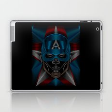 Captain . America Laptop & iPad Skin