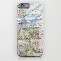 iPhone & iPod Case featuring Echo Park by Leyla Akdogan