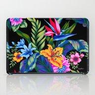 Jungle Vibe iPad Case