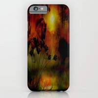 iPhone & iPod Case featuring Bearing Witness by Robin Curtiss