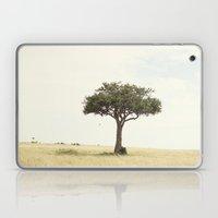 tree hugger::kenya Laptop & iPad Skin