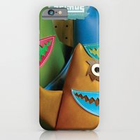 Alt. Album Cover: Green Naugahyde iPhone 6 Slim Case