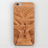 Paths like Branches iPhone & iPod Skin