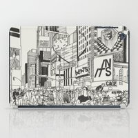 The Heart Beats In Its Cage iPad Case