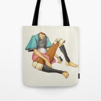 When I Was Little, My Fa… Tote Bag