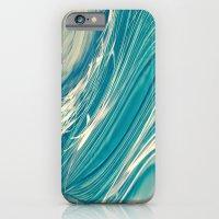 Neptune's Wild Ocean iPhone 6 Slim Case