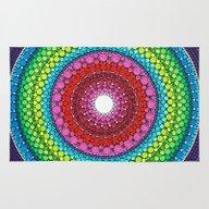 Mandala Of Inner Peace Rug