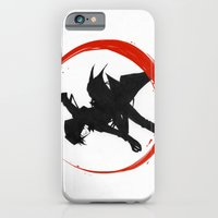iPhone & iPod Case featuring Assassin by FindChaos