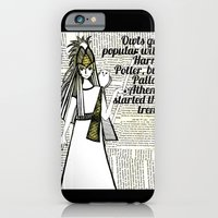 Pallas Athena iPhone 6 Slim Case