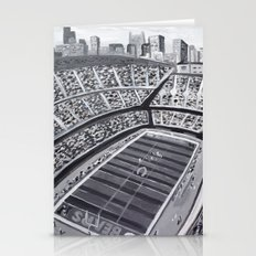 Chicago Bears Soldier Fi… Stationery Cards