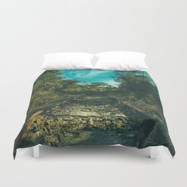 Duvet Cover - Abandoned - Mixed Imagery