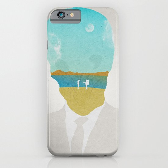 the (Silence) Impossible Astronaut iPhone & iPod Case